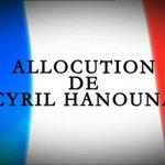Ce soir, @Cyrilhanouna annonce, officiellement sa candidature à la présidence de France Télévision ! #TPMP http://t.co/Q8JK7Tg4li