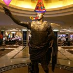 Even Caesar is ready to celebrate @justinbiebers 21st birthday on March 14th! #BieberBirthday http://t.co/0b2JWJAdDk
