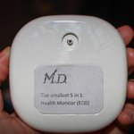 The MD monitor gives you a glimpse into your health (hands-on) http://t.co/iAlVLV8O15 #MWC15 http://t.co/Rubki6OCRI