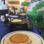 FREE pancakes today @IHOP!!! Donations go to @shrinershosp ! Were gonna make pancakes *LIVE* on #Fox26! #PancakeDay http://t.co/r56O8dJGWA