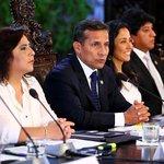 . @Ollanta_HumalaT inicia 2da cita del diálogo con el Apra como único faltante ►http://t.co/FwMKWcqUKy http://t.co/yUEtpCQPLo
