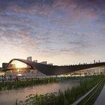 Amazing new designs for the #NineElms #Pimlico bridge have been revealed. http://t.co/owhVNrPkhe #London #bridges http://t.co/oGe4nVhL8p