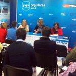 El Comité de Campaña del PP #Motril listo y en marcha por el cambio en Andalucía. Todos con Juanma Moreno!! http://t.co/FRKjmBIqiy