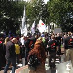 Standing up for a strong public service that spreads equality and opportunity #March4 Hobart http://t.co/CCCPQ1aLPu