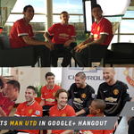 #mufc fans, clear your calendars! Were hosting our first Google+ Hangout on 16 March. RSVP: http://t.co/OEUYtA5PKP http://t.co/AZtDpAf3oq