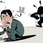 ¿Qué título le pondría a la #caricaturaLPG del 4 de marzo de 2015? http://t.co/6YsDpXR5yC