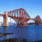 This day in 1890 our iconic Forth Rail Bridge opened! 2day c1.25pm watch flypast from replica Spitfire & RAF TYPHOON http://t.co/SO84FwXN8E