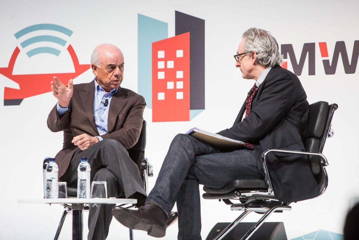 """Francisco González: """"En el futuro BBVA será una empresa de #software"""" #MWC15 http://t.co/wFOY3QOVGQ"""