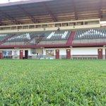 Estádio Hermann Aichinger será palco da partida do Tigre contra o Atlético hoje às 22 horas #VamosTigre #CriciumaEC http://t.co/PoIyBQH8w6