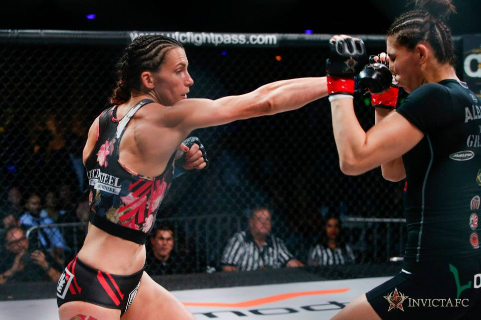 Even on short notice, I was ready to step in the cage & scrap.  Any time, any place, any opponent.  @InvictaFights http://t.co/7mFY7yOkUW