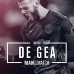 Another outstanding display from @D_DeGea, and hes been voted as #mufcs Man of the Match vs Newcastle. Well played! http://t.co/gC3lTZmrMe