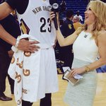 The @PelicansNBA Anthony Davis dominates in his return from shoulder sprain: 39 points, 13 rebounds & 8 blocks. http://t.co/bmM2oWhzxR