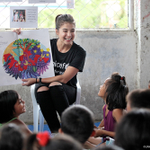 RT @unicefphils: Newly appointed UNICEF Celebrity Advocate @annecurtissmith visits children, families in Leyte: http://t.co/vXibKxrL19