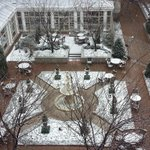 What #snowpocalypse looks like in DC. Us #buffalo gals here at #SREE2015 took a nice walk in the balmy 30 degrees. http://t.co/VbslDdQ6JK