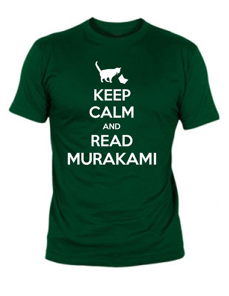 ¿Quieres una camiseta de #Murakami? ¡Haz RT y podrás ganar una! Bases legales del #sorteo aquí http://t.co/eTVPBPWub0 http://t.co/r5u8SaMrsP