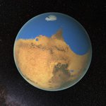 Did the Red Planet have a deep blue sea? Astronomers find an ancient ocean on Mars: http://t.co/9Y0gsxbakk http://t.co/IH0cb3BHtE