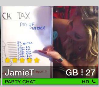 Lol.. cheers for the screen capture when I had my white board out! Had a lot of boys asking