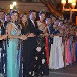 Brindis de Honor Vendimia 2015. Legislatura de Mendoza. Anfitriones del agasajo a reinas @CiurcaC @JorgeTanus http://t.co/G6YJ0vN4oh