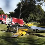 Precipita in aereo, Harrison Ford gravissimo http://t.co/VtYXGOB2mn http://t.co/UTSWVYB99e