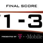 FINAL: #Flyers win 3-1! Goals: Del Zotto, Simmonds, & Raffl #STLvsPHI   Next game Sat. at BOS, 1pm. http://t.co/sdeOOEtnxQ