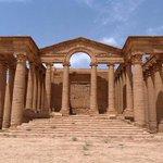 داعش يدمر مدينة#نمرود العراقية التي تضم أقدم وأعرق آثار الحضارة الآشورية، عمرها أكثر من ٣٠٠٠ عام. داعش تمحو التاريخ http://t.co/qYr56uzcaR