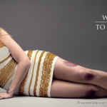 """Salvation Army uses """"The Dress"""" in ad targeting violence against women http://t.co/J9mH7apV6v http://t.co/eHQms9OAmu"""