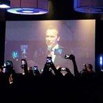 RT @PopGeekKaren: @Schwarzenegger at the @ArnoldSports after party- fun times! #LetsGetToTheChopper http://t.co/BIZlpWW9f1