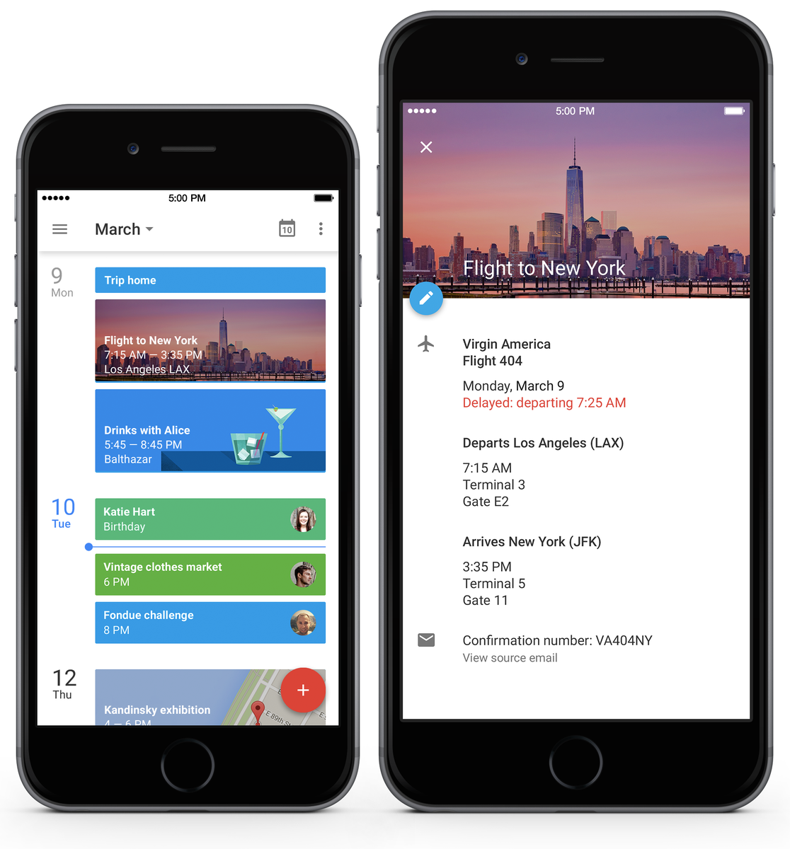 Google Calendar for iPhone. It's about time. http://t.co/1Ye9rfG7Z9 http://t.co/bxwQqwyzBI