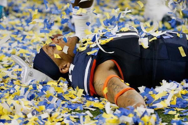 Transfer cornerback. SEC champion quarterback. (Kevin C. Cox/Getty ) http://t.co/JRKNETgfgd