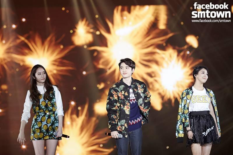 Download Lirik Lagu Goodbye Summer – f(x) ft. D.O (EXO)