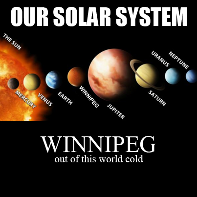 Looks like they renamed the solar system?? #Winnipeg http://t.co/VMd8Dh97oJ