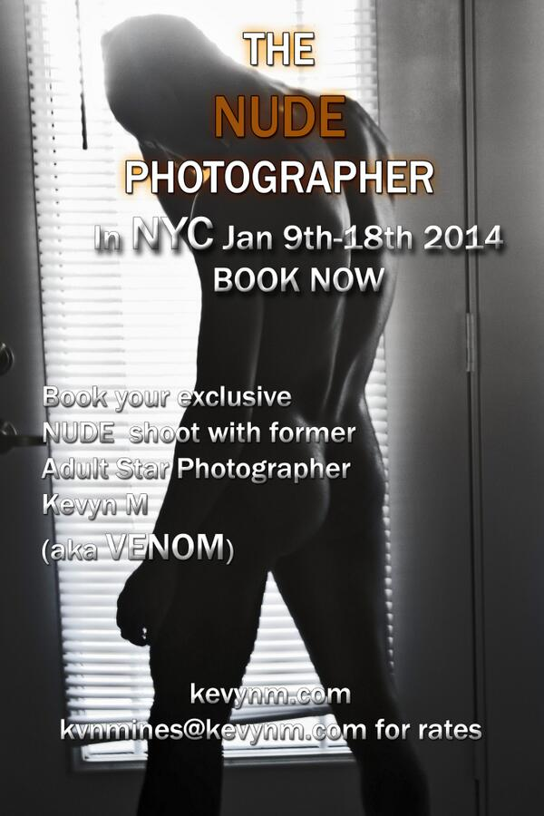 The Nude Photographer is coming to NYC this weekend! Book NOW!!!  http://t.co/9OBQmyUdvC http://t.co/6mKBKTzSqH http://t.co/V7o5NcIIaC