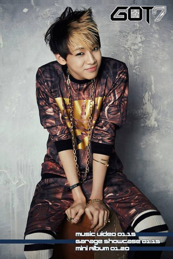 GOT7 Bambam -AJ http://t.co/zOc4hQ9Ecz