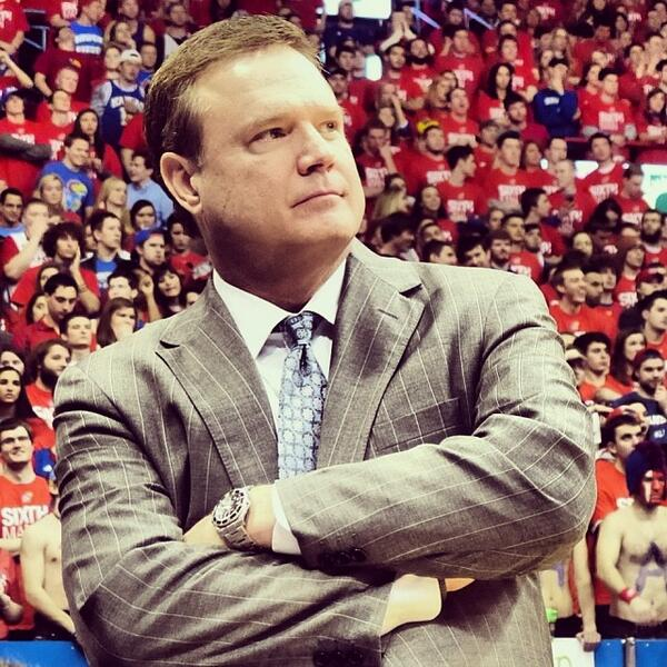 Bill Self for President. http://t.co/o49yW4BuFS