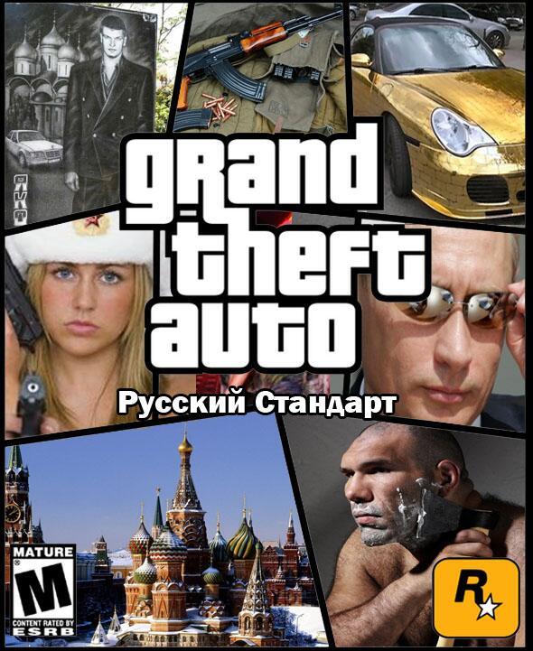 RT @damonx: Grand Theft Auto Russia Edition #GTA http://t.co/rhKoYbvZx5