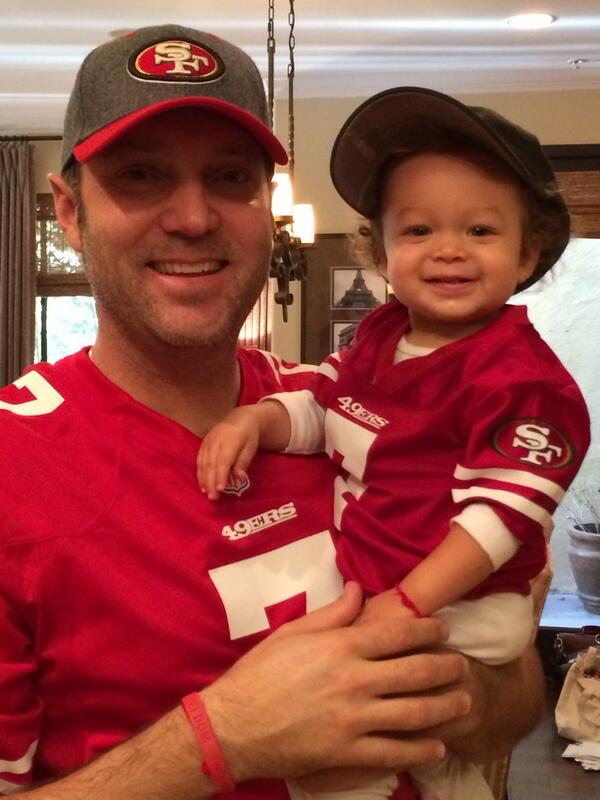 Game Ready! @49ers #49ers http://t.co/PINlPJ1m8S
