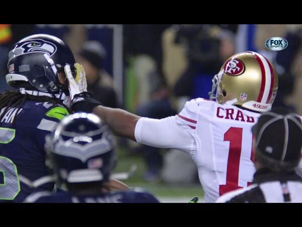 Yeah, Richard Sherman is such a jackass. LOL, haters. #Seahawks http://t.co/4PfgC2fvJN