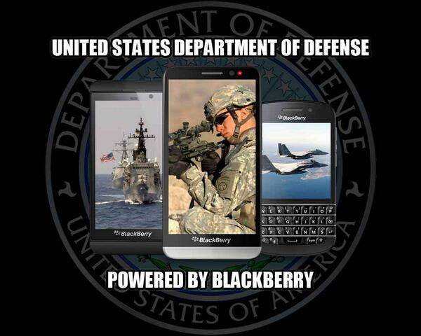 DoD #PoweredByBlackBerry #MockIt http://t.co/QSwDKzrG9Q