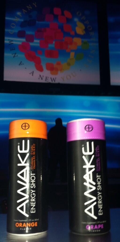 It's Day 3 #mawc2014! Who needs some energy? #awakeenergy #tweets4treats http://t.co/6MElMuBYAp