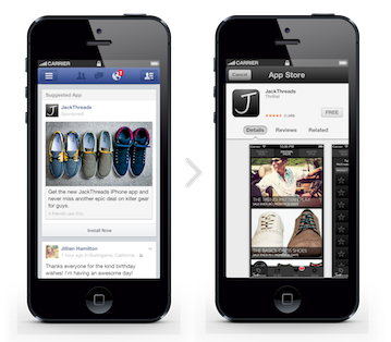 Facebook now makes approximately 53% of advertising revenue from mobile ads. http://t.co/jEaIf8EDBS