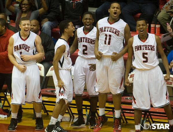 Another No. 1 team went down Saturday night: @panthersnc beat 2A No. 1 @ptpanthers. http://t.co/zUJzfdl249 http://t.co/Yil0lJyHqC