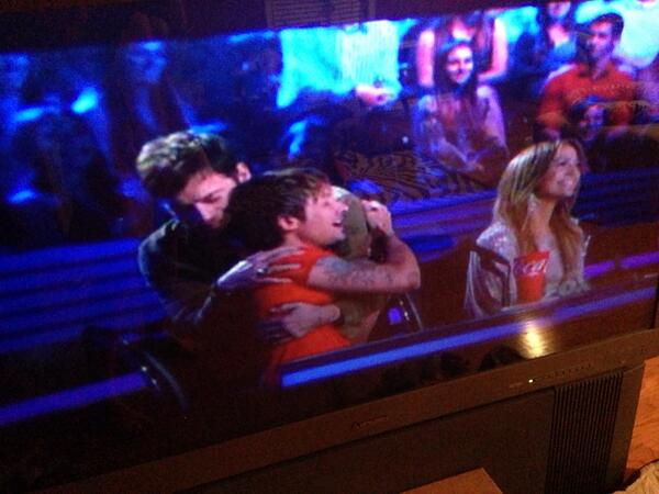 ".@HarryConnickJR to @KeithUrban: ""That's my girl right there.""  #IdolKU #IdolRushWeek http://t.co/g9R9VEfAcI"