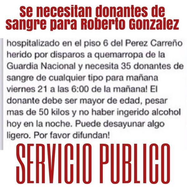 Sascha Barboza (@SaschaFitness): ATENCION!!! Porfa quien pueda ayudar en Caracas!!! Es urgente! http://t.co/yaqxDffiC3