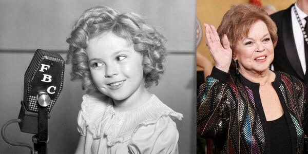 R.I.P. Shirley Temple, who passed away at the age of 85. http://t.co/Cs7AkqeAdm