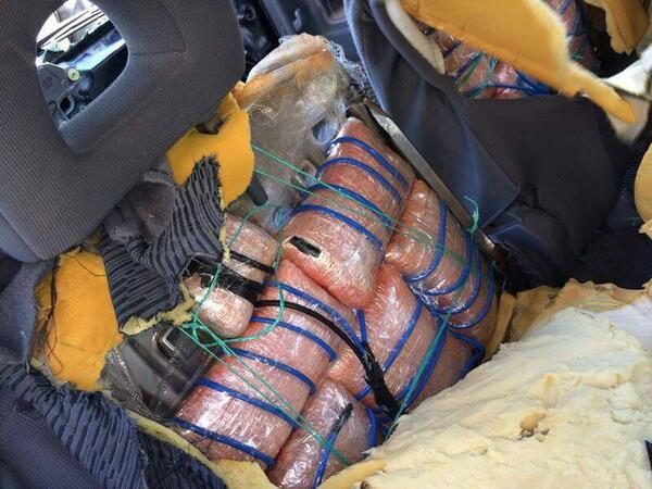 سيارة RAV 4 كانت مفخخة بمتفجرات تصل زنتها الى اكثر من 100 كلغ http://t.co/ajE8PdIeEW