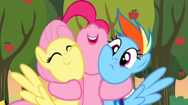In honor of hitting 50,000 followers, we're giving away 50,000 of Pinkie Pie's BEST hugs. RT if ya want one! http://t.co/qVDaWqSGlM