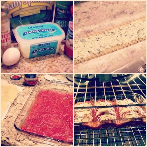 Lasagna roll-ups made with farmer cheese! http://t.co/VSuavGD0kQ #recipe http://t.co/RDDy9YAi8C