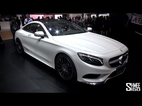 FIRST LOOK: Mercedes S Class Coupe At Geneva 2014 http://t.co/BUKUr9To7O http://t.co/HTyTzhnMtm