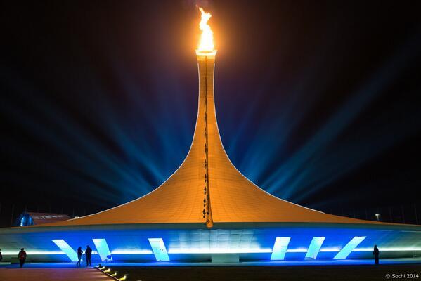 Прямая трансляция церемонии закрытия зимних Олимпийских игр в Сочи