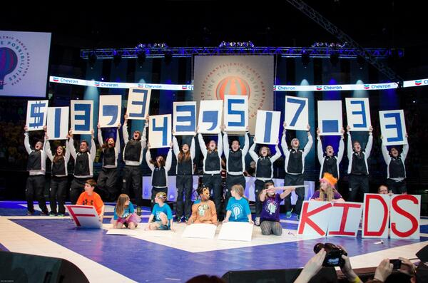 $13,343,517.33 for the kids! #THON14 http://t.co/RWebFf4rqR